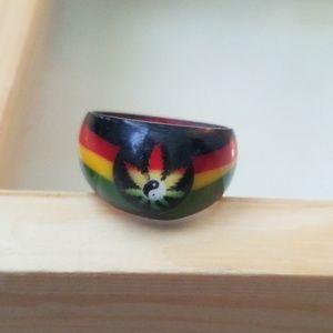 Jewelry - Rasta Ring